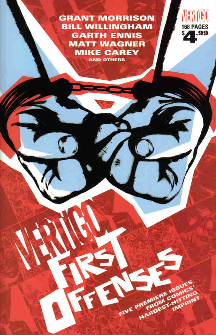Vertigo: First Offenses (Collected)