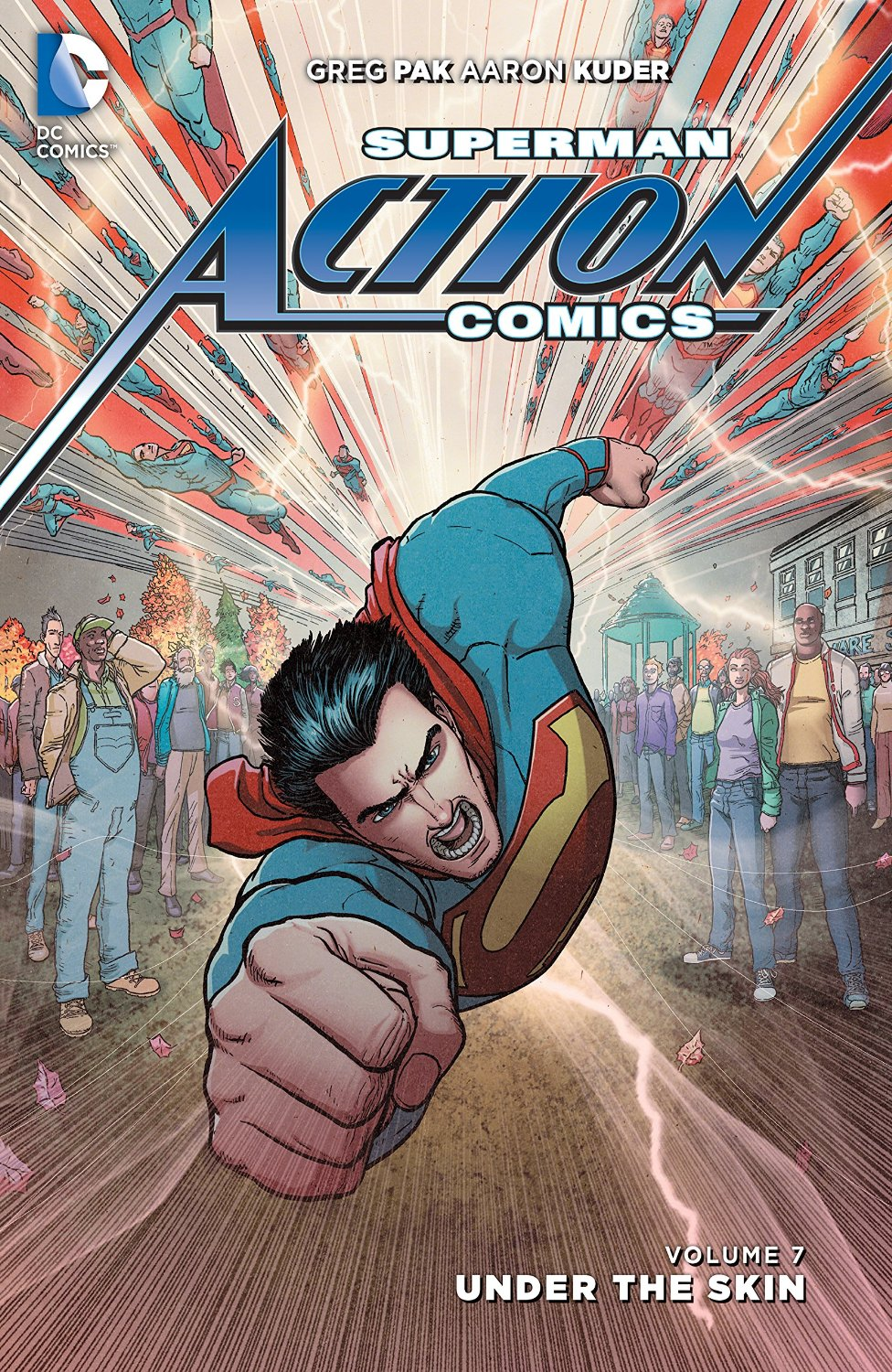 Action Comics: Under the Skin (Collected)