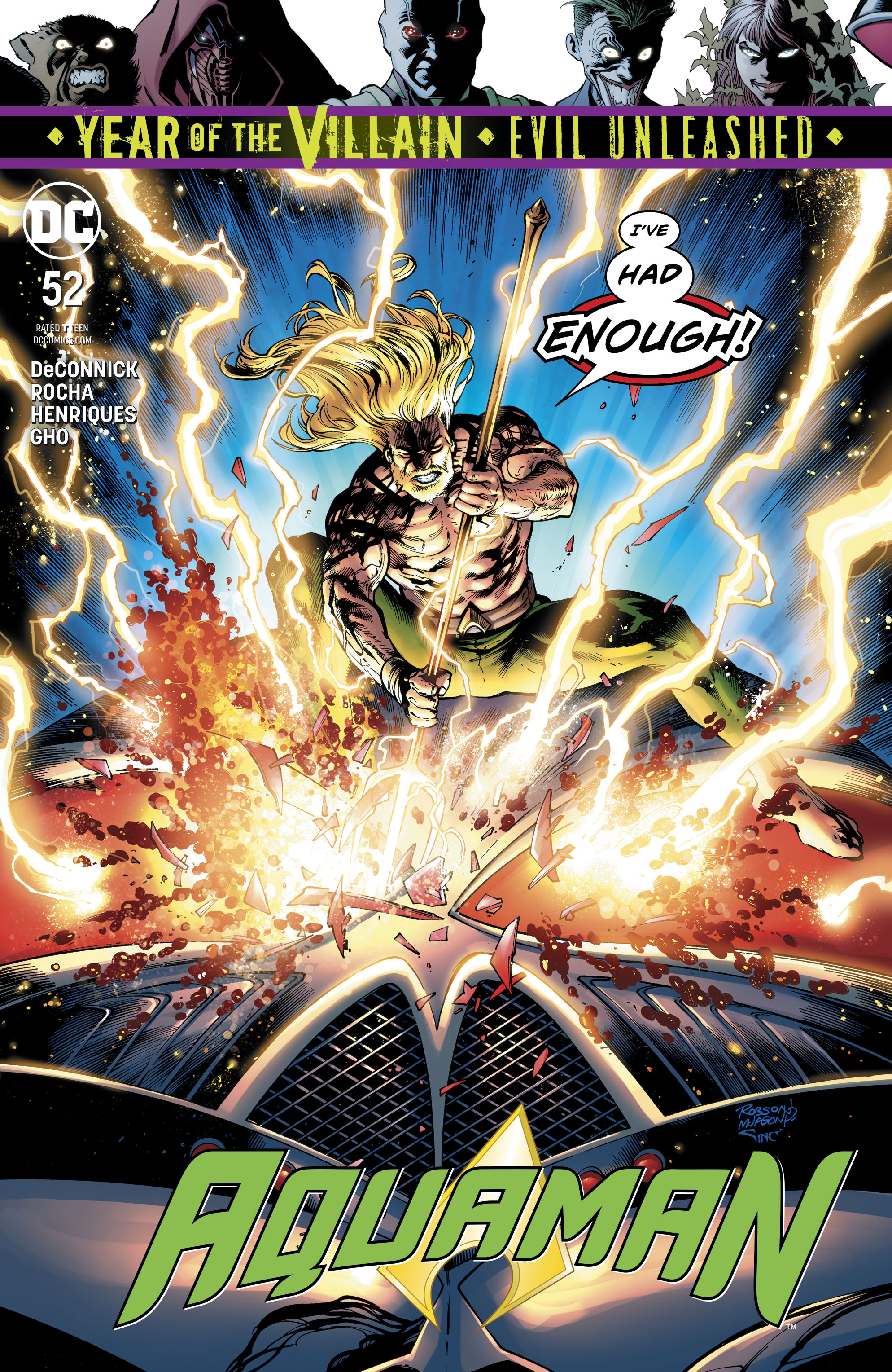 Aquaman Vol 8 52
