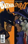 Batman and Spirit Vol 1 1