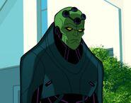 Brainiac Man of Tomorrow 0001