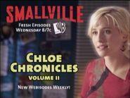 Chloe Chronicles Webseries Logo