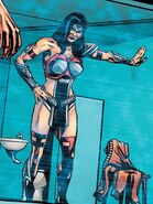 Donna of Amazon Island Futures End Earth 2 001