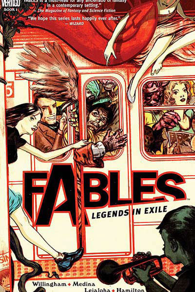 Fables: Legends in Exile (Collected)