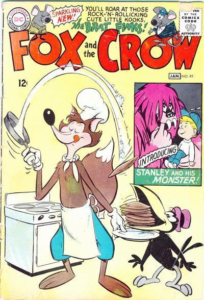 Fox and the Crow Vol 1 95