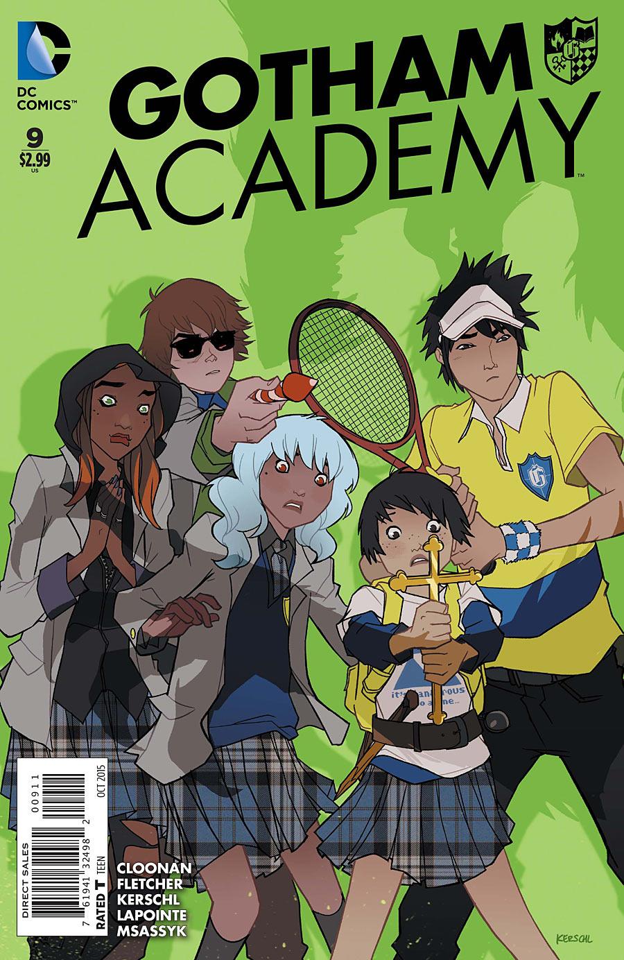 Gotham Academy Vol 1 9
