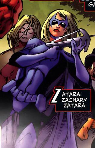 Charlotte Gage-Radcliffe (Titans Tomorrow)