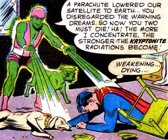 Kryptonite Kid (Earth-One)