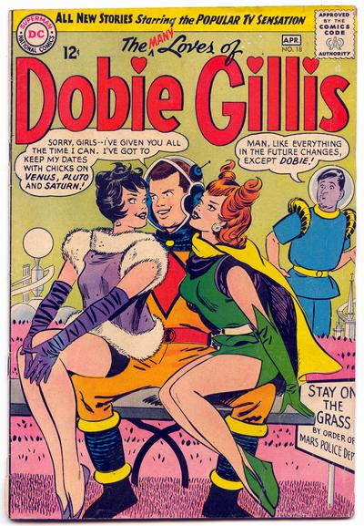 Many Loves of Dobie Gillis Vol 1 18