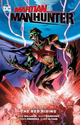 Martian Manhunter: The Red Rising (Collected)
