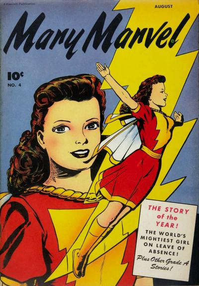 Mary Marvel Vol 1 4