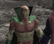 Mister Miracle DCUO 0001