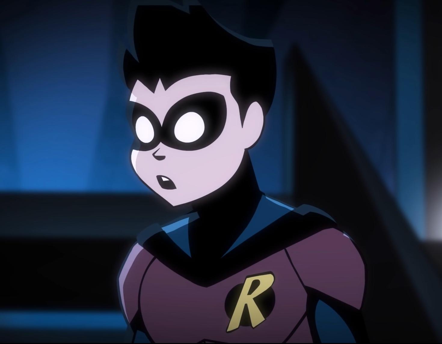 Richard Grayson (DC Super Friends Web Series)