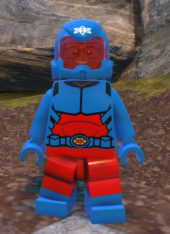 Ryan Choi (Lego Batman)