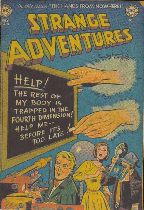 Strange Adventures Vol 1 22