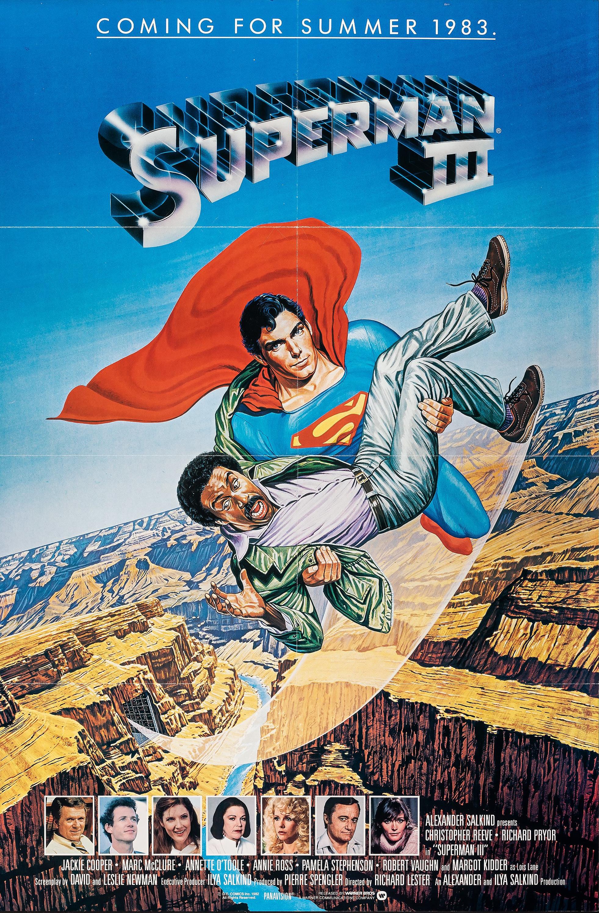Superman III (Movie)