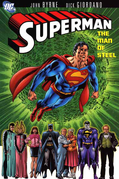 Superman: The Man of Steel (1986)