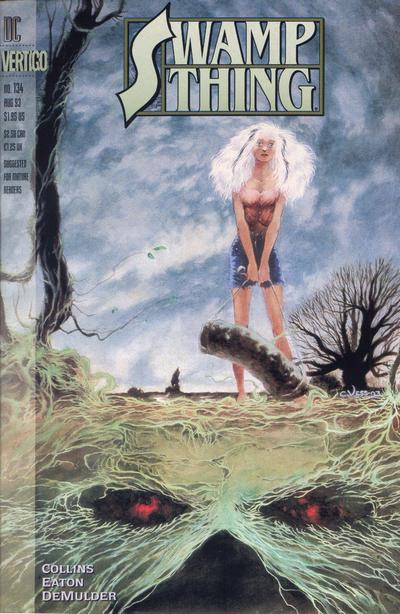 Swamp Thing Vol 2 134