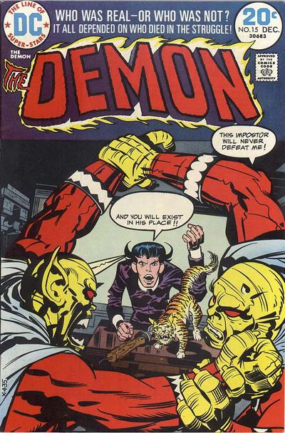 The Demon Vol 1 15