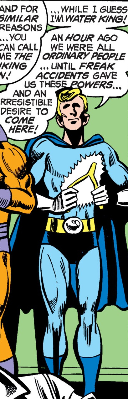 Water King (Earth-One)