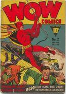 Wow Comics Vol 1 2