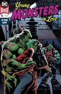 Young Monsters in Love Vol 1 1