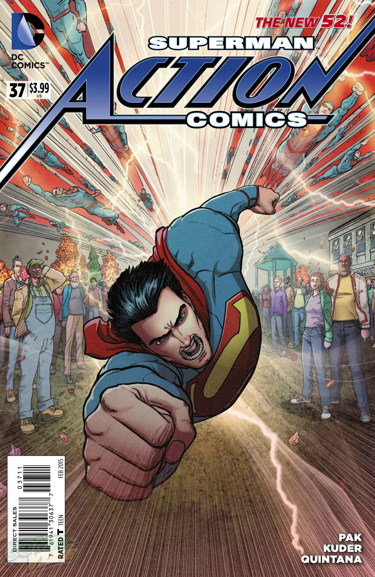 Action Comics Vol 2 37