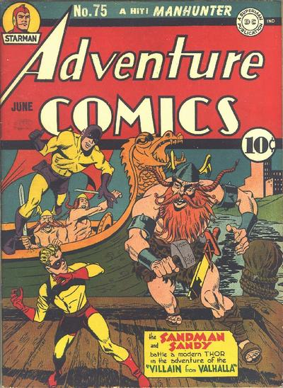 Adventure Comics Vol 1 75