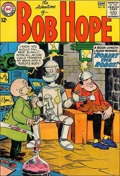 Adventures of Bob Hope Vol 1 90