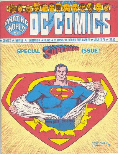 Amazing World of DC Comics Vol 1 7