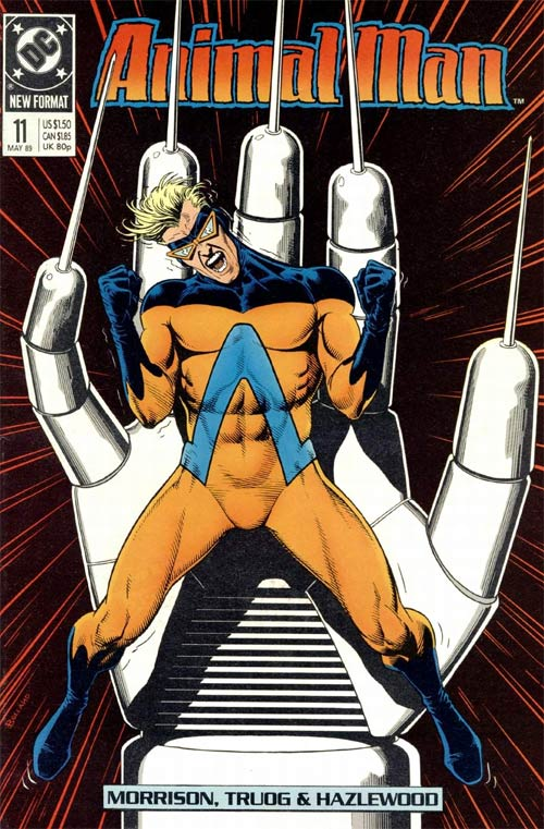 Animal Man Vol 1 11