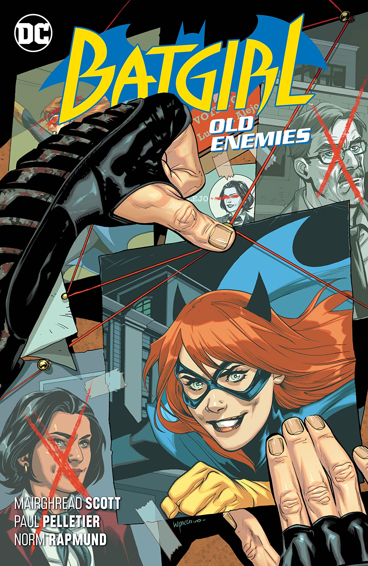 Batgirl: Old Enemies (Collected)