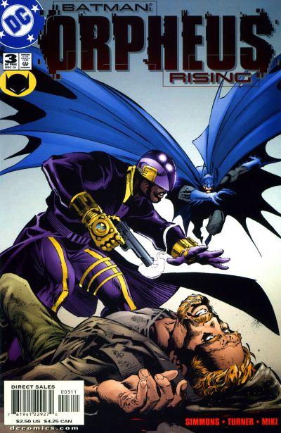 Batman: Orpheus Rising Vol 1 3