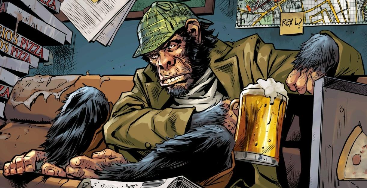 Bobo T. Chimpanzee (Injustice)