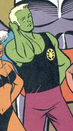Brainiac 2 L.E.G.I.O.N. 90210 001