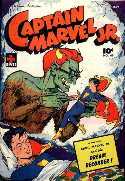 Captain Marvel, Jr. Vol 1 49