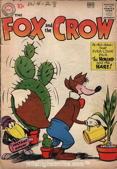 Fox and the Crow Vol 1 62