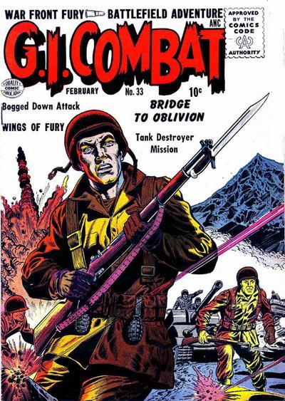 G.I. Combat Vol 1 33