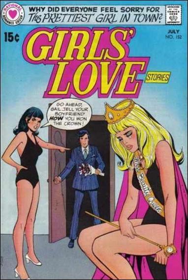 Girls' Love Stories Vol 1 152