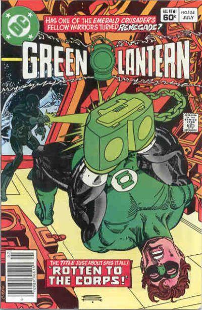 Green Lantern Vol 2 154