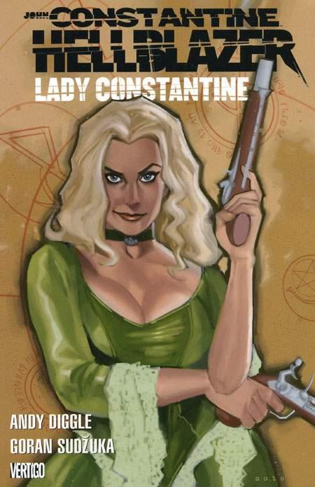 Hellblazer: Lady Constantine (Collected)