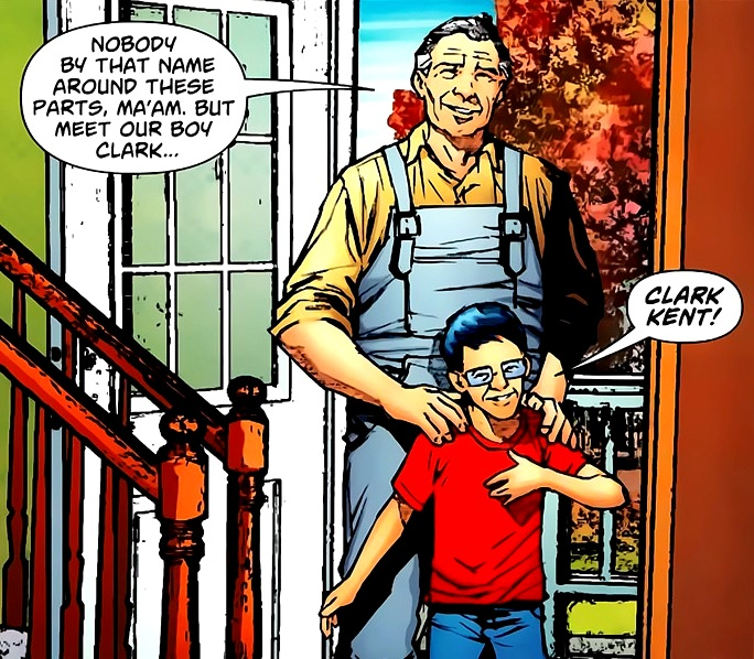 Jonathan Kent (Last Family of Krypton)
