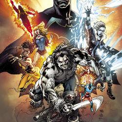 Justice League of America II (Prime Earth)