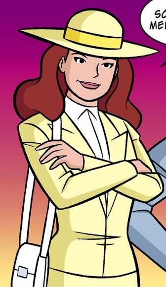 Kaye Daye (Scooby-Doo Team-Up)
