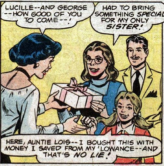 Lucille Lane (Earth-Two)
