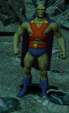 J'onn J'onzz (Justice League Heroes)