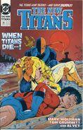 New Teen Titans Vol 2 72