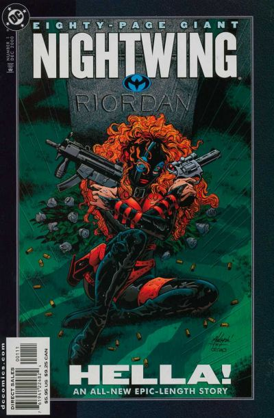 Nightwing 80-Page Giant Vol 1 1