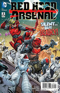 Red Hood Arsenal Vol 1 2