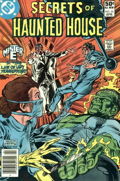 Secrets of Haunted House Vol 1 35